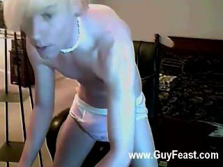 Gay Sex That Is Until He Starts Touching His Beef Whistle Through His