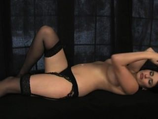 Natural Bodied Women Toying Herself