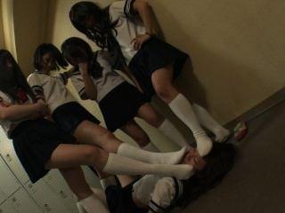 Japanese Gang Feet Smelling Part 3 (jap Audio)