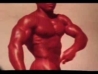 Mr. Muscleman - Tony Pearson [muscle Rocks]