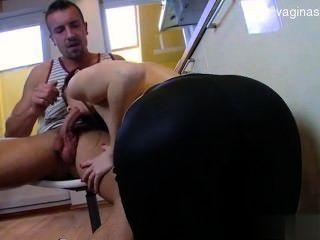Big Tits Gf Handjob