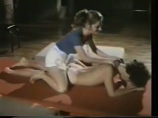 Retro raw cumshot