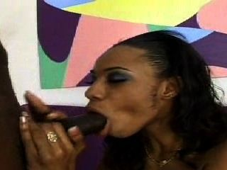 Ebony Babe Rides Bbc