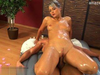 Sexy Pornstar Asstomouth