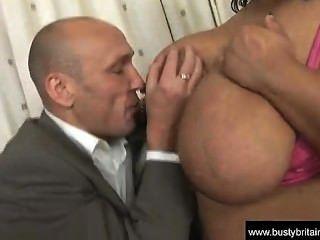 Big Tits Shanice Richards Gets Slammed - Playpigs.com