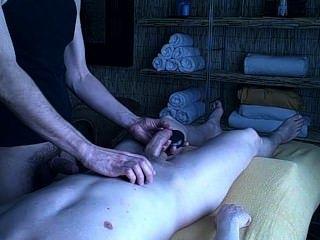 Sensual Stone Massage Experience Part 3