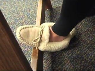 College Feet
