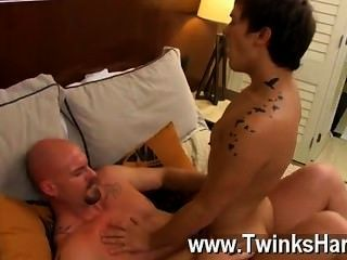 Sexy Gay In Part Two Of 3 Twinks And A Shark, The 3 Little Hustlers Have