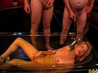 Extreme Perverse Bizarre Piss Bath By Satyriasiss