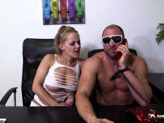 Shebang.tv - Louise Davis & Jonny Cockfill
