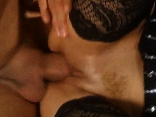 Rich Milf Eva In Stocking Takes A Fat Cock Up Her Pussy