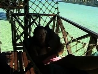Alisha Klass, 4 - Tushy Tahitian Style