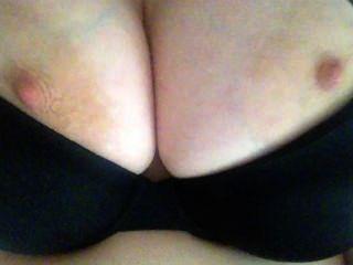 Big Tits Whilst Cumming