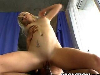 Brittany Wants Big Black Cock