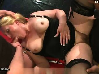 Big Boobs Girlfriend Balls Sucking