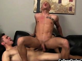 Gay Video Rob Comes First, Busting A Testicles While Asher Resumes To