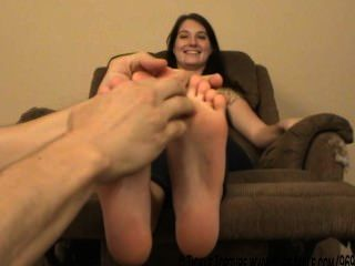 I Love It When You Tickle My Feet