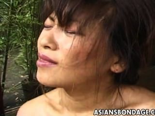 Japanese Babe Bound And Humiliated In Traditional Clothing