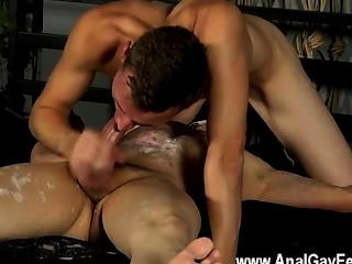 Hot Gay Scene Poor Cristian Made To