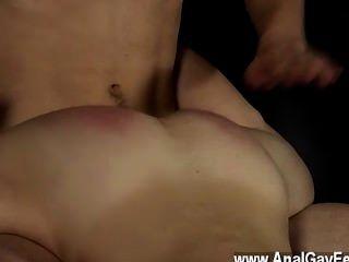 Gay Clip Of Spanked Boy Sucks