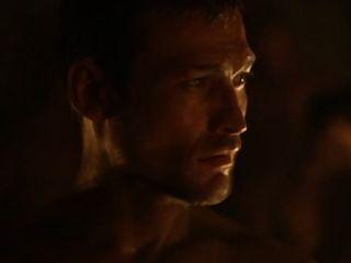Crixus Spartacus Desnudos