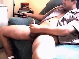 Officer Zack Gets Swallow-1