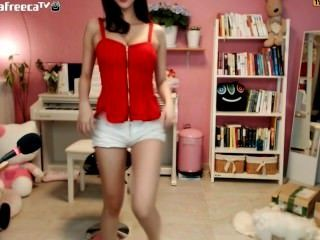 Korean Webcam Dance