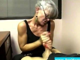 Cocksucking Milf Sucking On Hard Dick