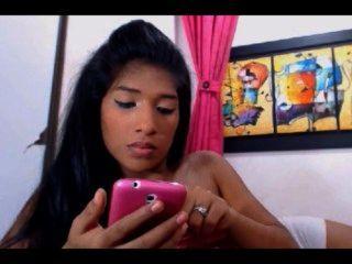 Shy Ts Latina On Cam