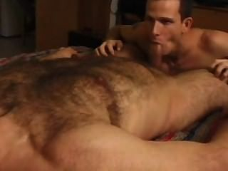 Bareback Daddy & Son