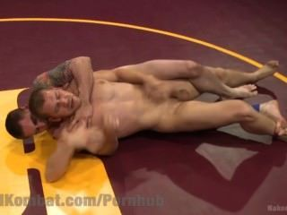 Two Studs Fight To Fuck