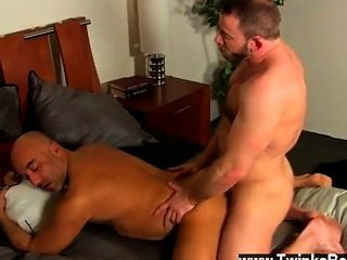 Amazing Gay Scene Brian And Shay Know What They Want, And They Want Each