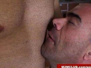 Spaniard Guy Fucked By Latin Dudes