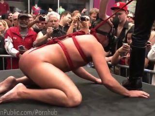 Gay public humiliation porn